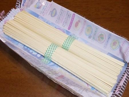 【味のマルタイ】夏季限定 夏棒ラーメン お好みのつゆで食べる!