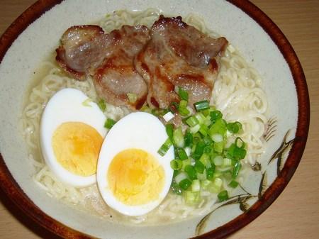 イトメンのチャンポンめん 無塩製麺 エビ・シイタケ付