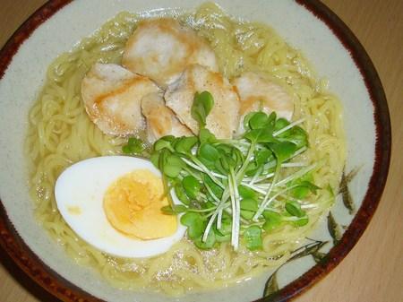 サンヨー食品・サッポロ一番 頂(いただき)しお味