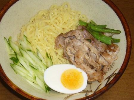 東洋水産・マルちゃん正麺(せいめん)ごまだれ冷し