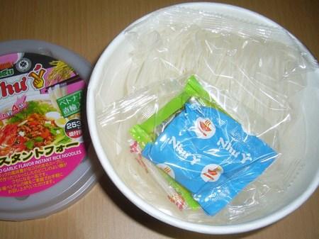 神戸物産 インスタントフォー ガーリック風味(エビパウダー入り)