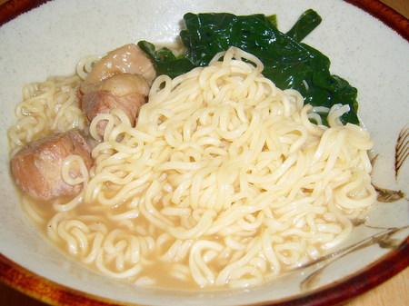 麺のスナオシ・豚骨醤油拉麺