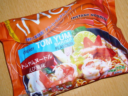 iMee・トムヤムヌードル えび風味